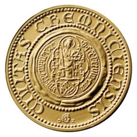 Medaila Madona z Kremnice - Lesk