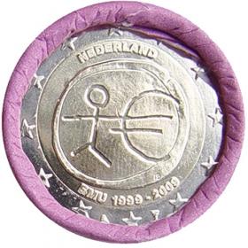 2 Euro / 2009 - Netherland - Economic and Monetary Union