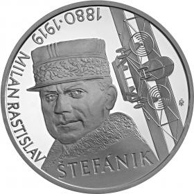 10 Euro / 2019 - M. R. Stefanik - Proof