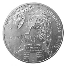 20 Euro / 2014 - The Dubník opal mines conservation area