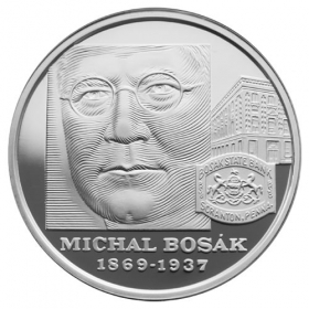 10 Euro / 2019 - Michal Bosák - Proof