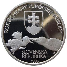200 Sk 1995 - Rok ochrany európskej prírody - Proof