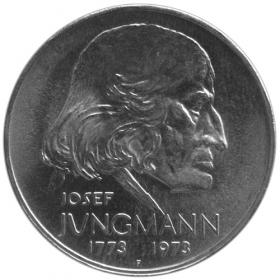 50 Kčs / 1973 - Jozef Jungmann - BU
