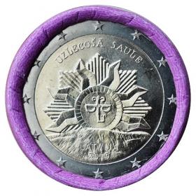 2 Euro / 2019 - Latvia - Rising sun