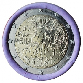 "2 Euro /2019 - Germany - The fall of the Berlin Wall - ""G"""