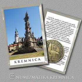 Medal with Magnet - Kremnica