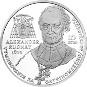 10 Euro / 2019 - Alexander Rudnay - Standard quality