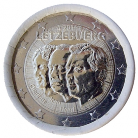 2 Euro / 2011 - Luxembourg - Jean de Luxembourg
