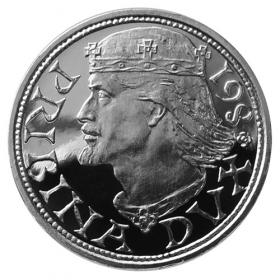 Silver medal Pribina - Proof
