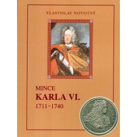 Katalóg Mince Karla VI. 1711-1740