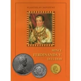 Katalóg Mince Ferdinanda V. 1835-1848