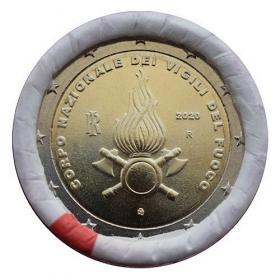 2 Euro Taliansko 2020 - Národný hasičský zbor