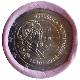 2 Euro Portugalsko 2010 - Portugalská republika