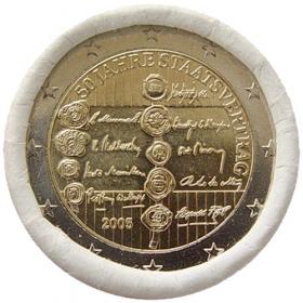 2 Euro / 2005 - Rakúsko - Štátna zmluva