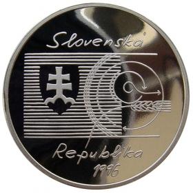 200 Sk / 1996 - 200th anniversary of the birth of Samuel Jurkovic - Proof