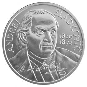 10 Eur 2020 - Andrej Sládkovič, bežná kvalita