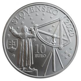 10 Eur 2020 - Maximilián Hell, Bežná kvalita