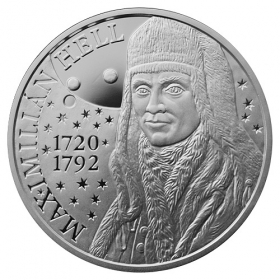 10 Eur 2020 - Maximilián Hell, Proof