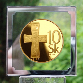 Zlatá replika 10 Sk 2008 - EA
