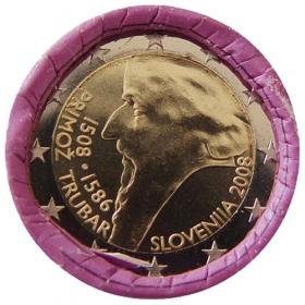 2 Euro Slovinsko 2008 - Primož Trubar