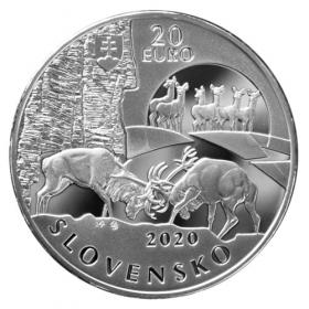 20 Eur 2020 - Poľana, Proof