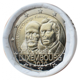 2 Euro Luxembourg 2020 - Prince Henri, UNC
