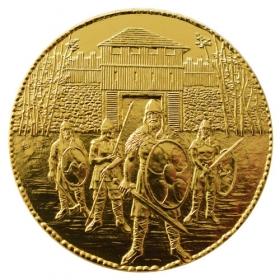 Gold medal Pribina (10-ducat)