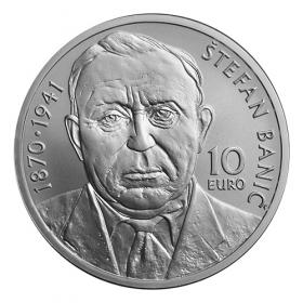 10 Eur 2020 - Štefan Banič, bežná kvalita