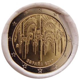 2 Euro Španielsko 2010 - Historické centrum Córdoba