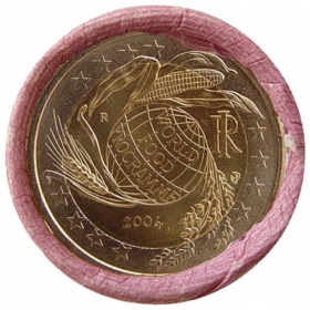 2 Euro Taliansko 2004 - Svetový potravinový program