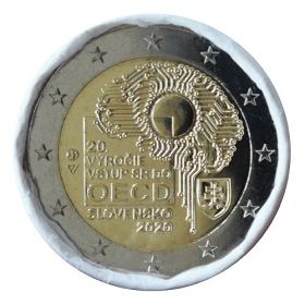 2 Euro Slovakia 2020 - OECD