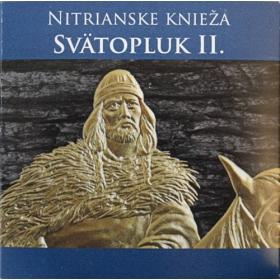 100 Eur 2020 Slovensko - Svätopluk II.