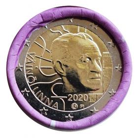 2 Euro Finland 2020 - Väinö Linna