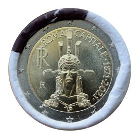 2 Euro Italy 2021 - Rome, the capital of Italy