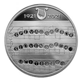 10 Eur 2021 - Establishment of the Slovak Teachers' Choir, Proof