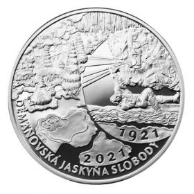 20 Eur 2021 - Demänovská jaskyňa slobody, Proof