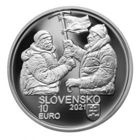 10 Eur 2021 - Osemtisícová hora (Nanga Parbat)