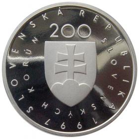 200 Sk / 1997 - Svetozar Hurban Vajansky - Proof