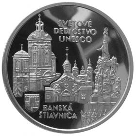200 Sk / 1997 - Banska Stiavnica - Proof