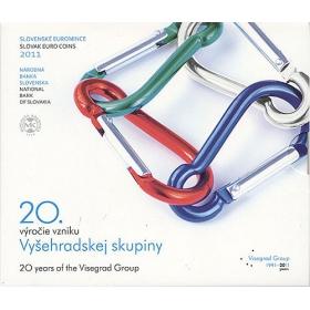 Sada 2011 20. výročie vzniku Vyšehradskej skupiny