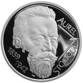 10 Euro / 2009 - Aurel Stodola - Proof