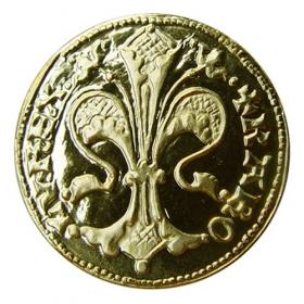 Medal with motive of Kremnica ducat - Shine