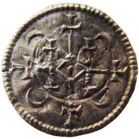 Denár - Gejza II. 1141-1162