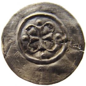Denarius - Geza II of Hungary 1141-1162