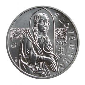 10 Eur 2012 - Majster Pavol z Levoče - Bežná kvalita