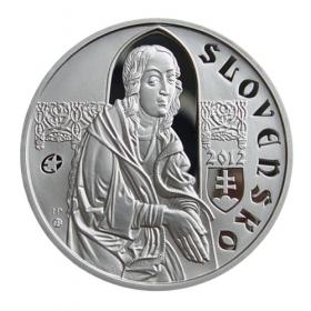 10 Euro / 2012 - Majster Pavol z Levoče - Proof