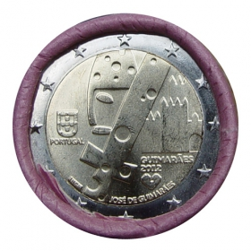 2 Euro / 2012 - Portugal - Guimaraes