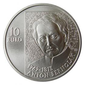 10 Euro / 2012 - Anton Bernolak - Standard quality