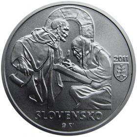 10 Eur 2011 - 900. výročie Zoborské listiny - Bežná kvalita