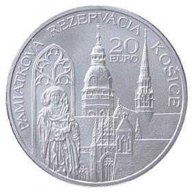 20 Euro / 2013 - Košice - Bežná kvalita